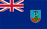 Montserratian Flag