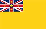 Niuean Flag