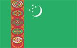Turkmenistani Flag
