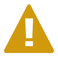 Warning Level Icon